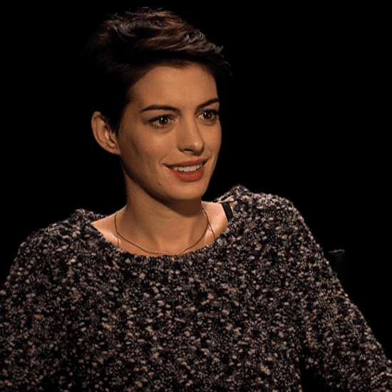 Anne Hathaway Les Miserables Interview (Video)