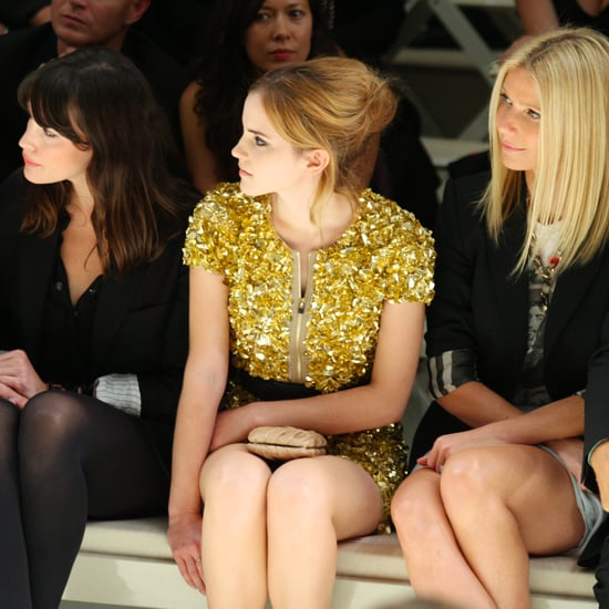 Emma Watson Hogwarts House Style