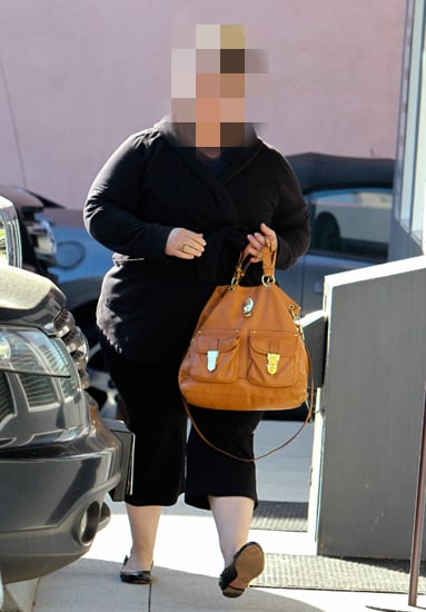 Guess Which Celeb Is Leaving a Pilates Class?