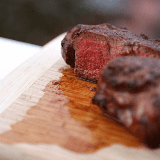 How to Cook a Medium-Rare Steak