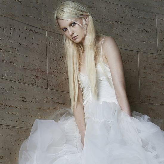 Vera Wang Spring 2015 Wedding Dress Pictures