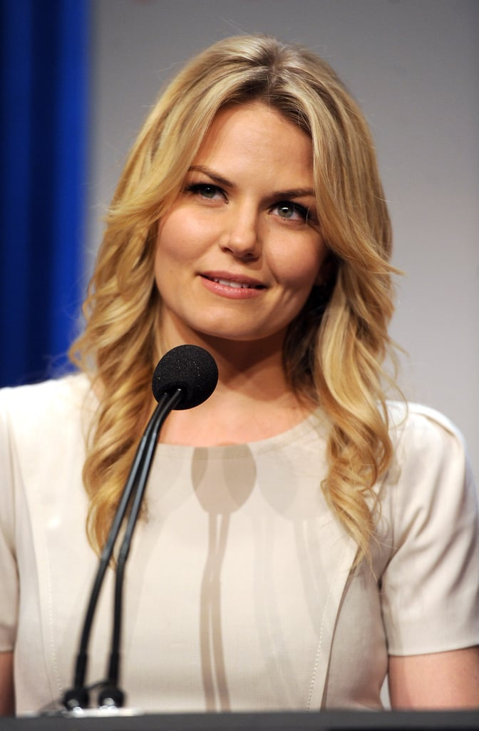 Jennifer Morrison at the People's Choice Awards nominations.