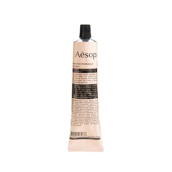 Aesop Resurrection Aromatique Hand Balm, $27