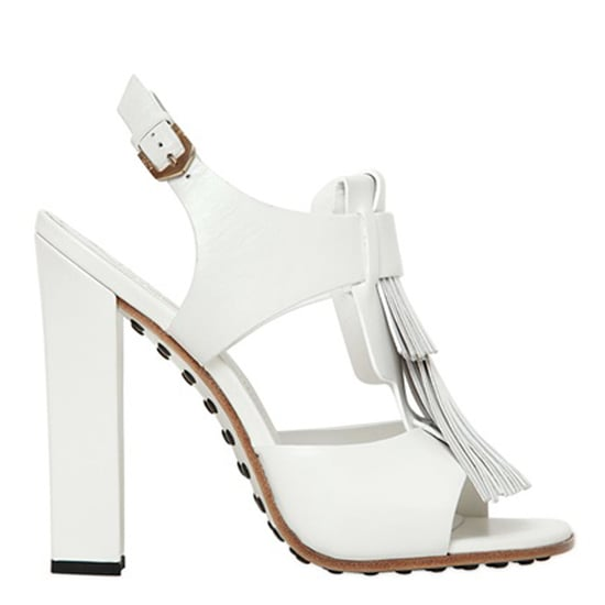 Shopping List For White Shoes