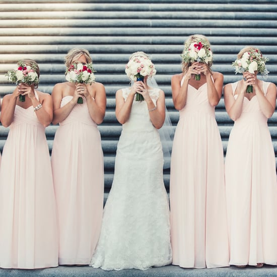 How to Spend Nothing on a Bridesmaid Dress