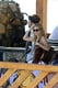 Sienna Miller and Tom Sturridge took a family vacation to Positano, Italy.