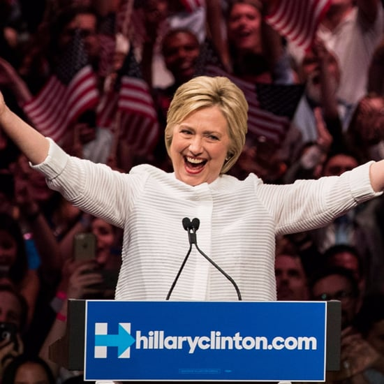 Hillary Clinton Nomination Victory Speech