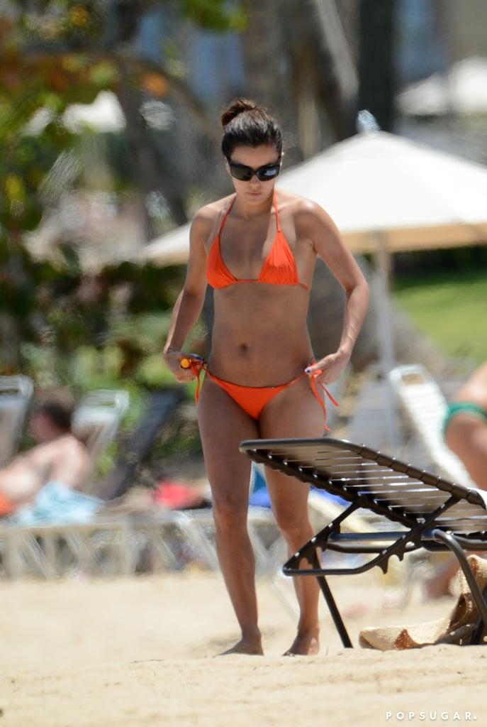 Eva Longoria Works a Bikini Ahead of Big Small-Screen Premiere
