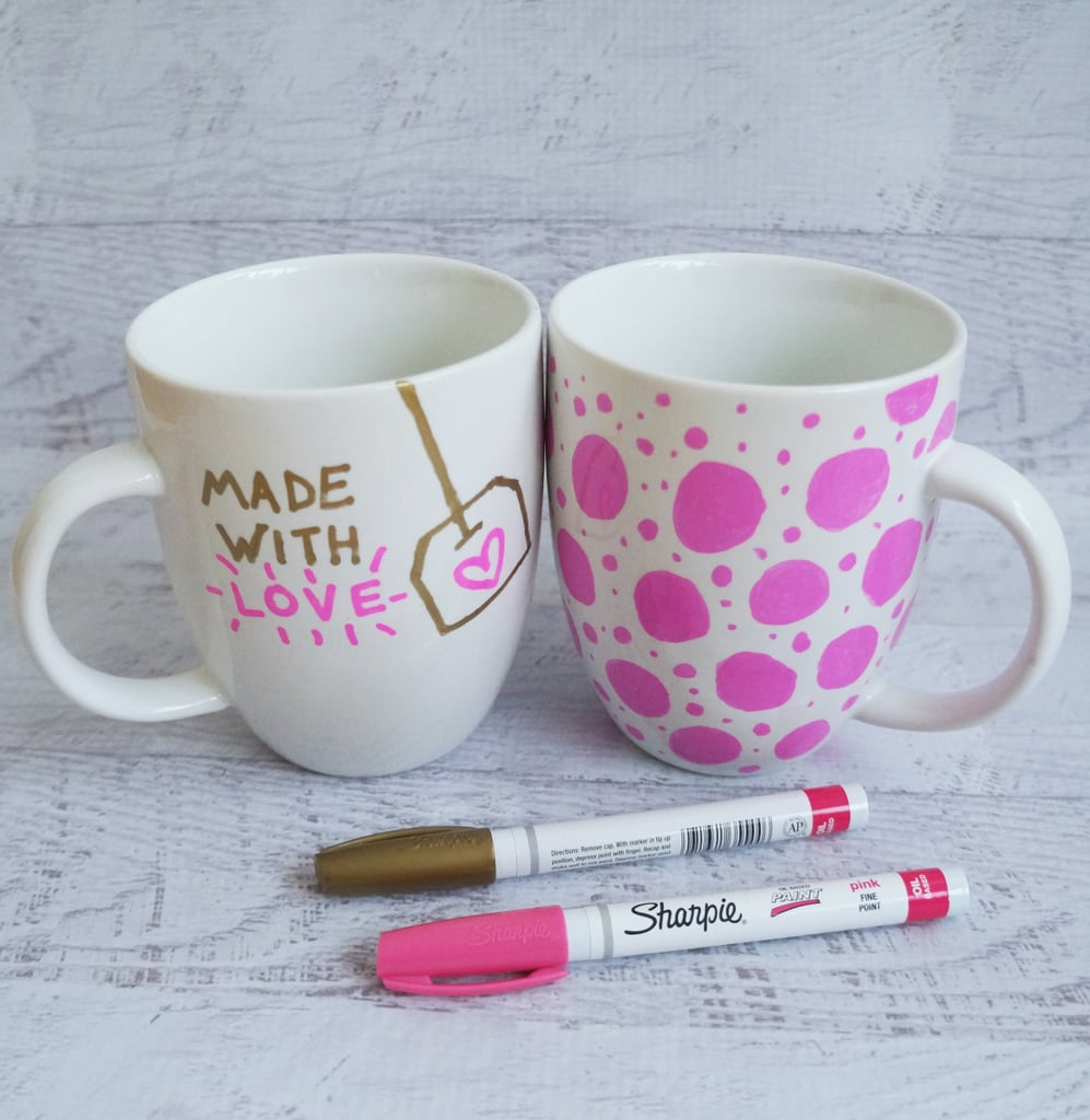 DIY Personalized Mug