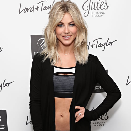 Julianne Hough at Lord & Taylor Launch March 2016