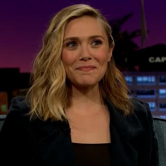 "Elizabeth Olsen on Hanging Out With Taylor Swift: ""I Think I Blew It"""