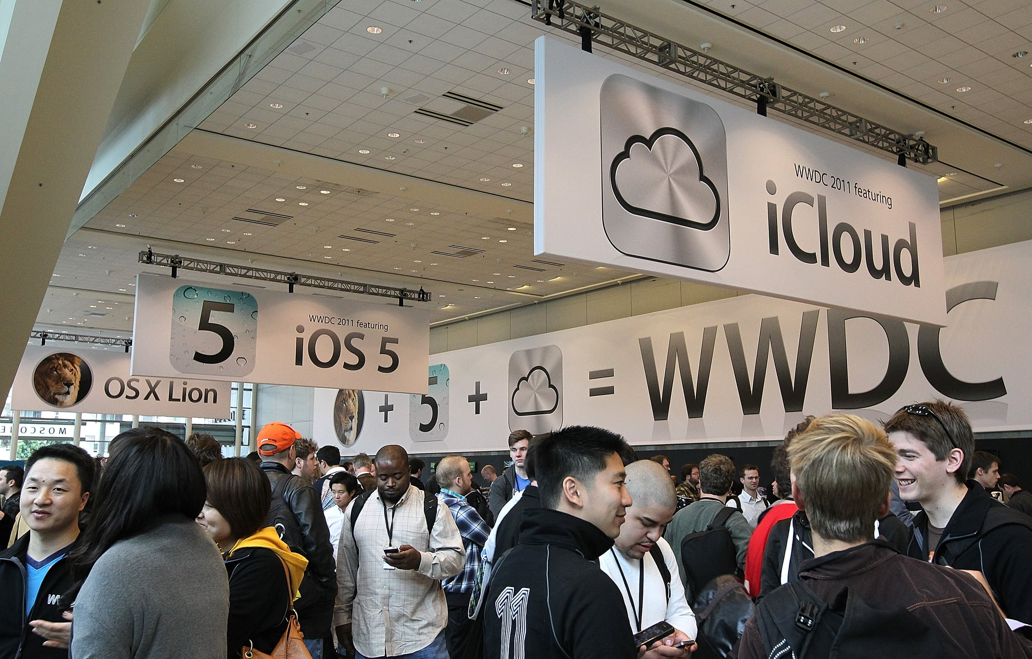 Steve Jobs Unveils iOS 5, OSX Lion, and iCloud at WWDC