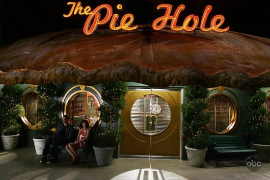 Five Questions for Pushing Daisies