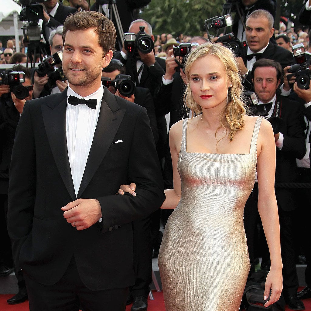 Joshua Jackson and Diane Kruger in 2011