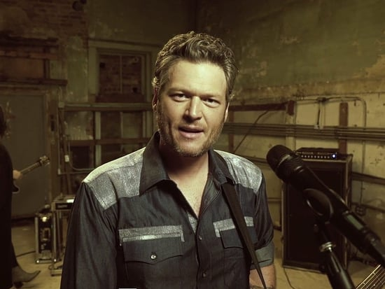 Blake Shelton Jokes There's 'Just a Hint of Sarcasm' in His Latest Single