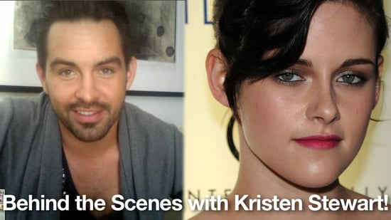 Kristen Stewart Makeup & Behind the Scenes Secrets