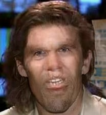 Guess Who Is Morphed With the Geico Caveman?