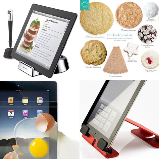 iPad Kitchen Apps and Tools