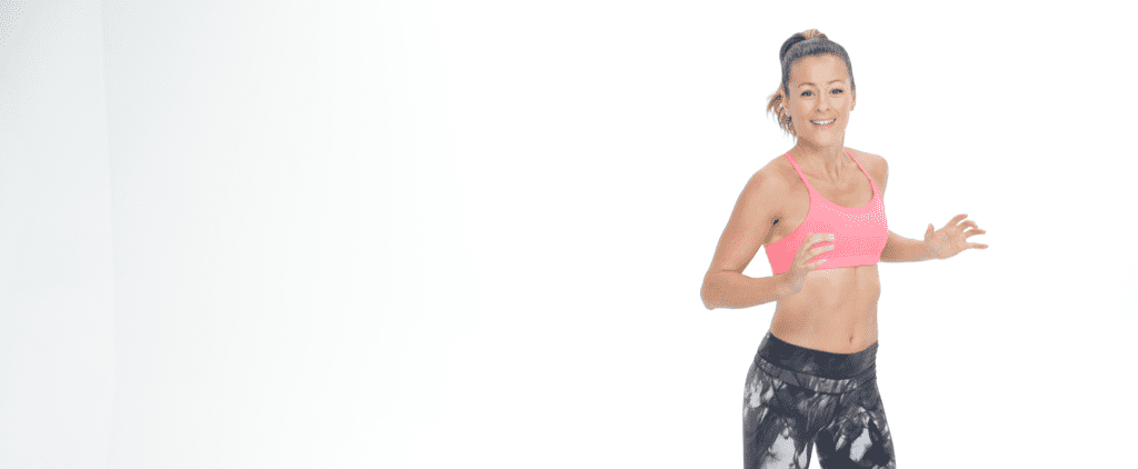 Get a Quick Burst of Cardio Anywhere With This Simple, Core-Sculpting Move