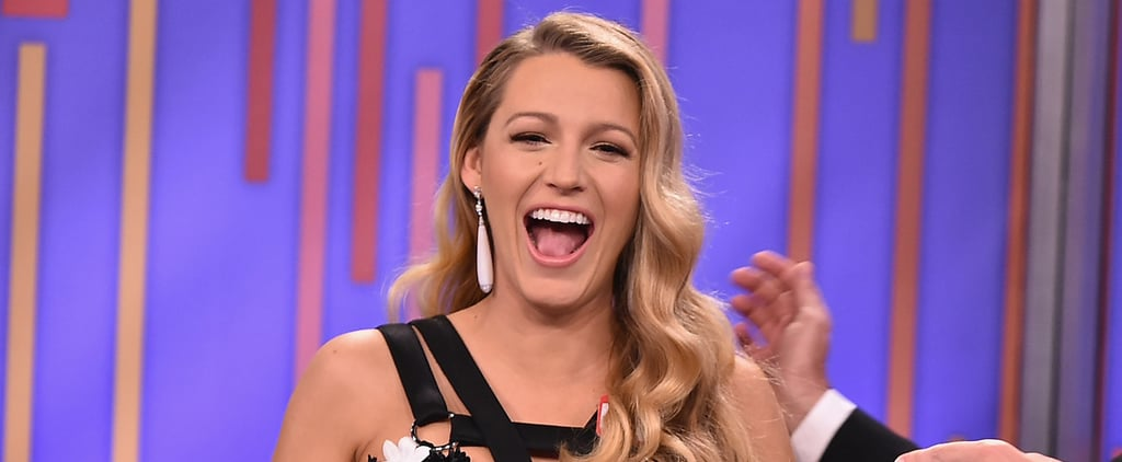 Watch Blake Lively Try to Cheat Her Way Through a Game of Password With Jimmy Fallon
