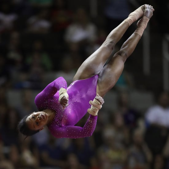 Gabby Douglas's Gymnastics Routines | Video