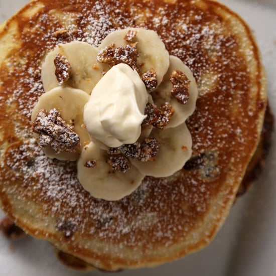 How Chefs Cook Pancakes