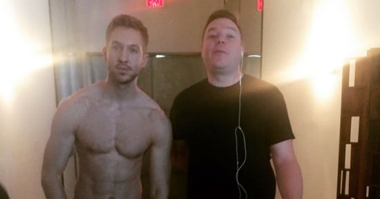 Calvin Harris Wishes His Manager Happy Birthday With a Dick Pic