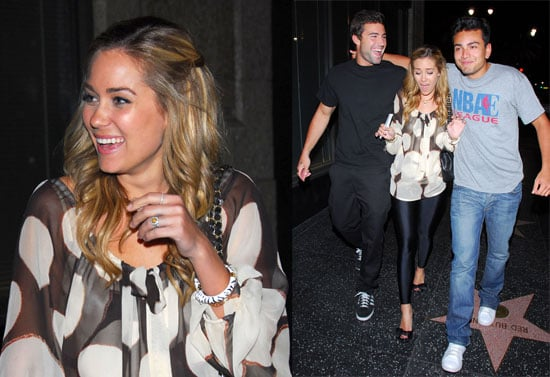 Lauren, Brody, and Frankie Return to Drama-Filled S Bar