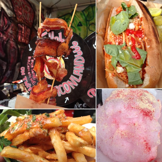 7 Ridiculously Awesome Edibles Served at Outside Lands Music Festival