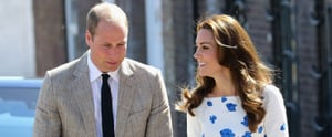 Kate Middleton's Smile Is in Full Bloom During an Afternoon Out With Prince William