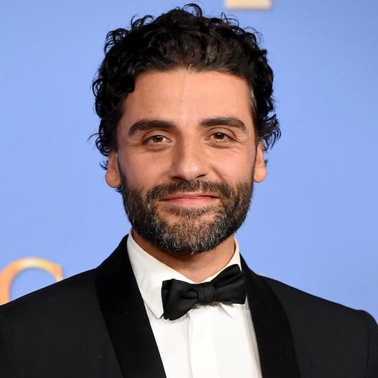 Oscar Isaac Talks About Star Wars at the Golden Globes 2016