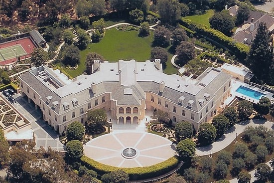 Candy Spelling's Holmby Hills Mansion Officially On the Market