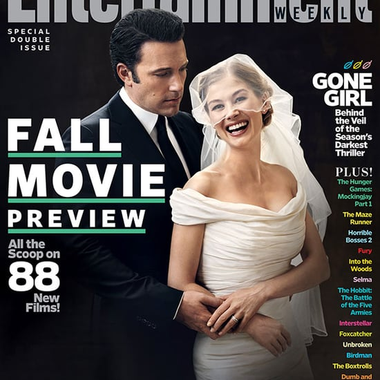 Gone Girl Entertainment Weekly Cover