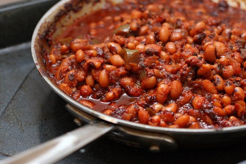 Barbecue Black-Eyed Peas