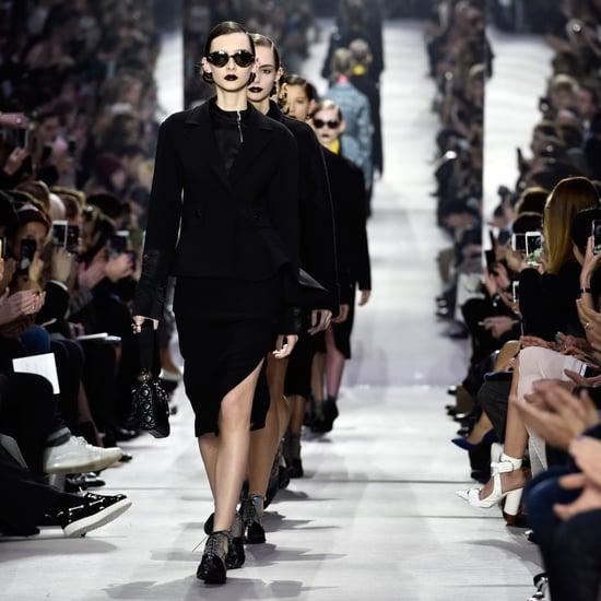 Dior Fall 2016 Runway