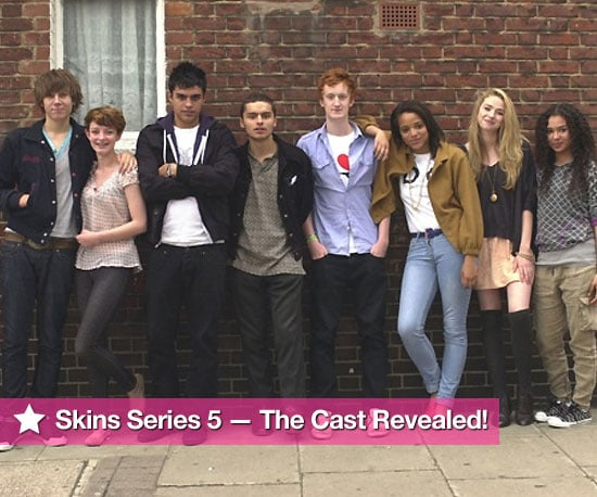 Pictures of Skins Series 5 Cast Including Dakota Blue Richards