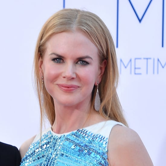 Picture of Nicole Kidman's Hair and Makeup at the 2012 Emmy Awards