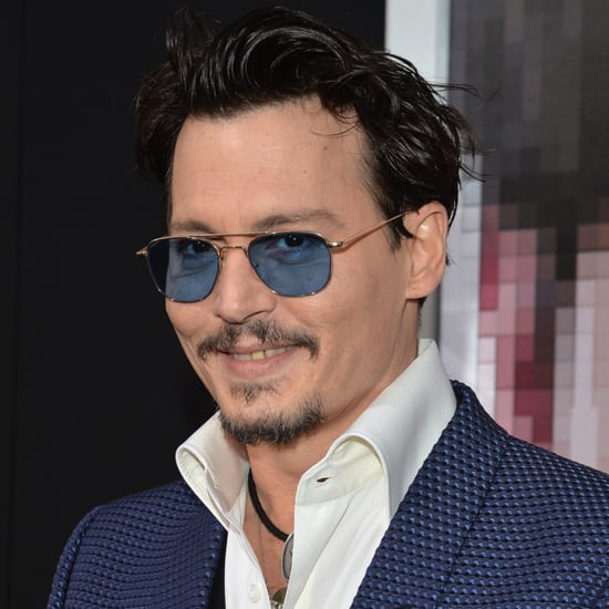 Johnny Depp and Kate Mara at Transcendence Premiere | Photos