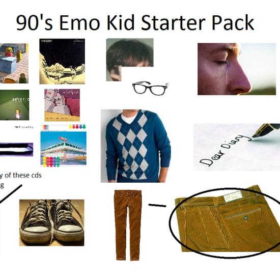 Best Starter-Pack Memes