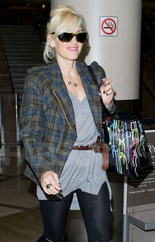 Pictures of Gwen Stefani Street Style
