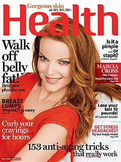 Marcia Cross Explored Her Baby Making Options