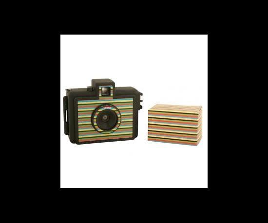 Golden Half Zebra Camera ($52)