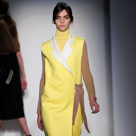 Pictures & Review Victoria Beckham Fall NY fashion week show