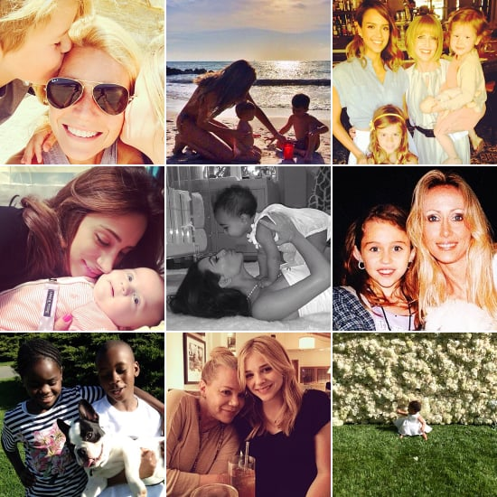 Stars Spread Love in the Most Adorable Mother's Day Candids