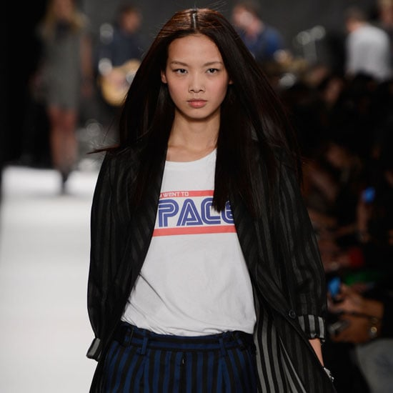 Pictures & Review Rebecca Minkoff Fall NY fashion week show