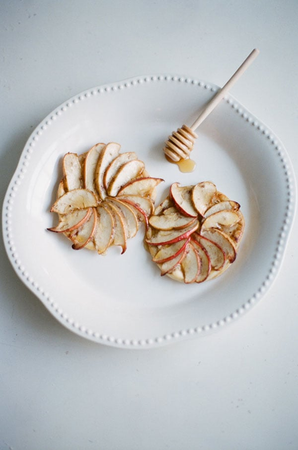 Apple, Goat Cheese, and Honey Tartlet | 25 Fall-Friendly ...