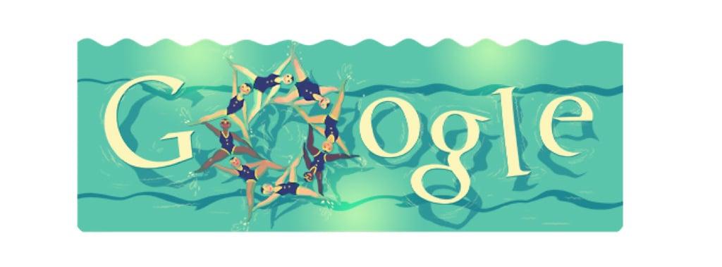 2012 London Summer Olympics — Synchronized Swimming