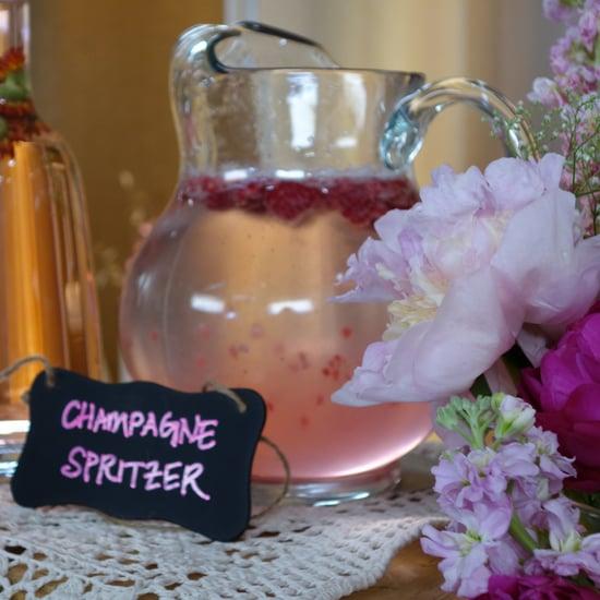 Wedding Champagne Bar Ideas