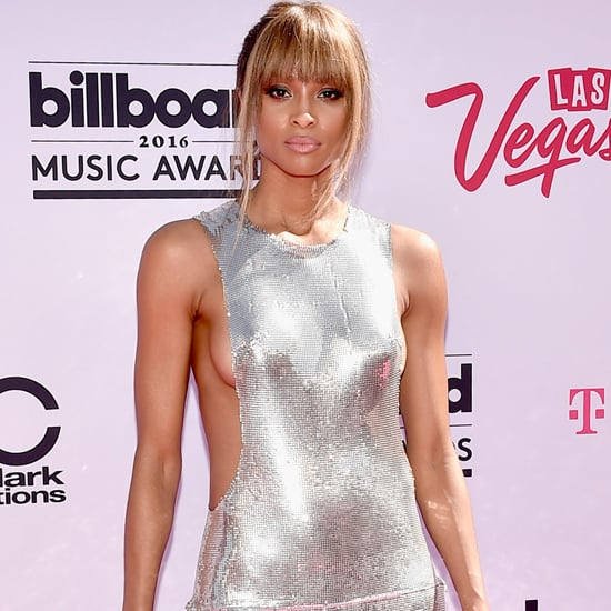 Ciara's Philipp Plein Dress at Billboard Music Awards 2016