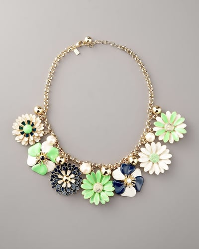 Kate Spade New York Posey Park Statement Necklace